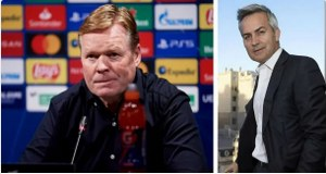Barcelona presidential candidate Font reveals his plans for both Koeman and  Xavi
