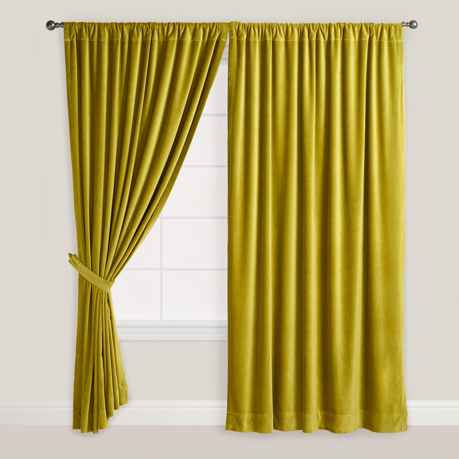 Double Skin Curtain Wall Swag Shower With Valance Curtains