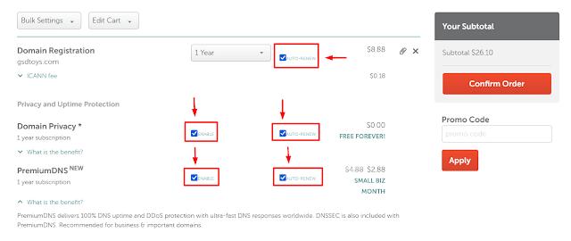 How To Buy Namecheap Domain & Web Hosting 8