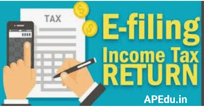 Here are some important things to keep in mind when doing e-filing.