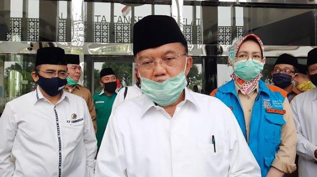 Pengusaha Rokok Jadi yang Terkaya, Jusuf Kalla: Orang Indonesia Berani, Diancam Kanker Enggak Peduli