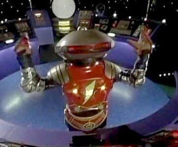 Suzuki Shogun Robot