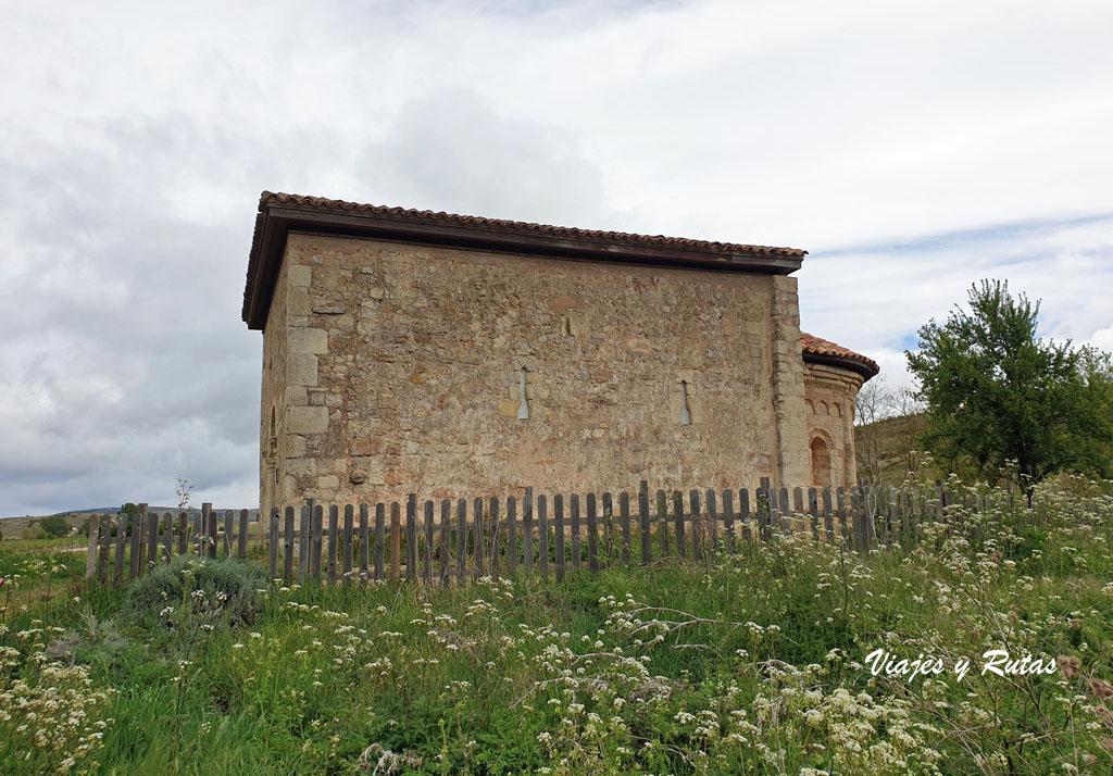Ermita de San Pelayo, Perazancas de Ojeda