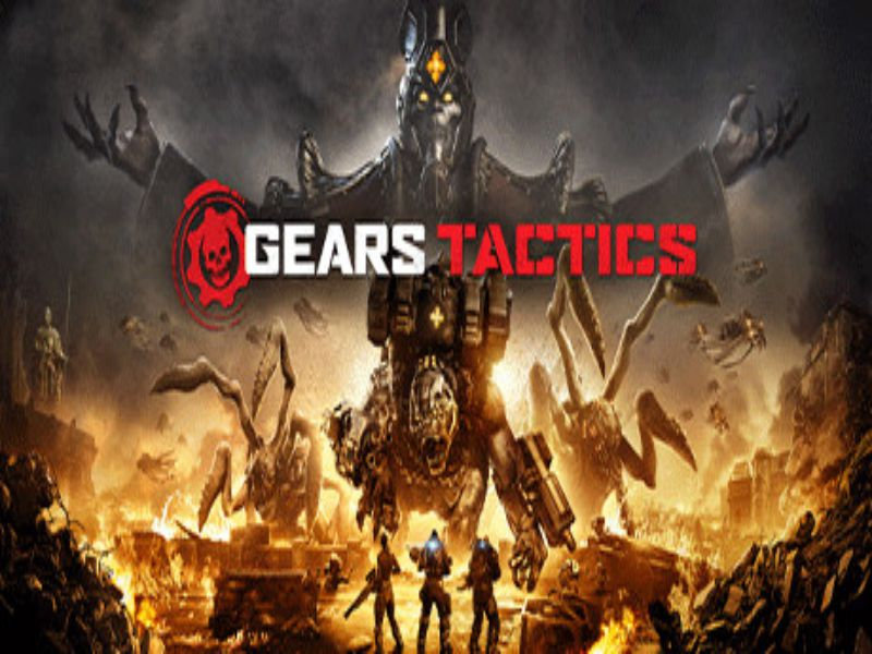 Download Gears Tactics Game PC Free