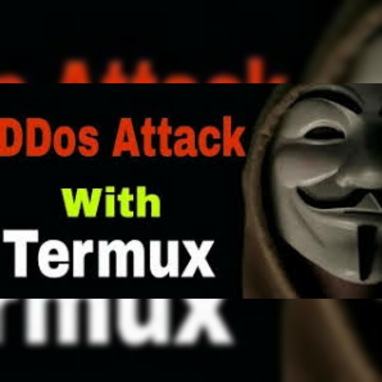 DDoS Via Termux (Tools Lengkap) - MAU-DOWNLOAD