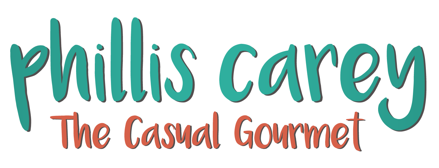 Phillis Carey - The Casual Gourmet