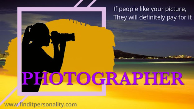 Photographer,Best small business for women