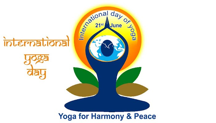 International Yoga Day Theme, Logo, Benefits