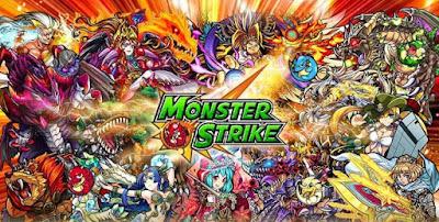 Game Monster strike Apk