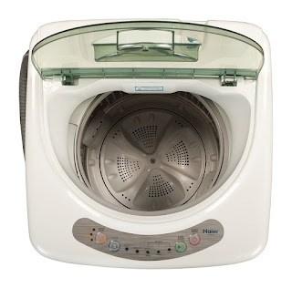 compact washing machine