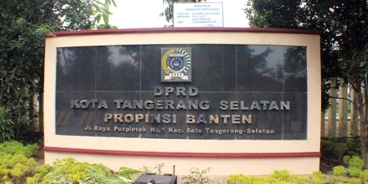 DPRD Kota Tangerang Selatan