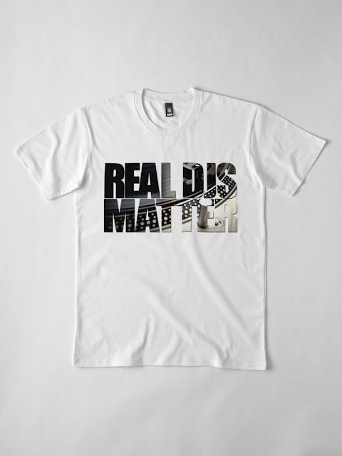 REAL DJS MATTER T SHIRT