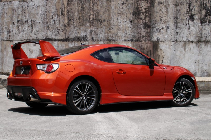 Review 2017 Toyota 86 Aero Philippine Car News Reviews Automotive Features And New Prices Carguide Ph