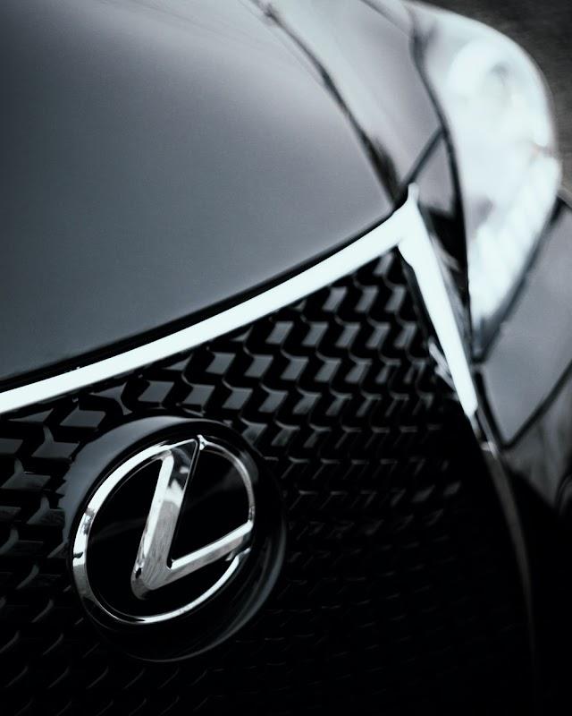 Nomes de Todos os Carros da Lexus