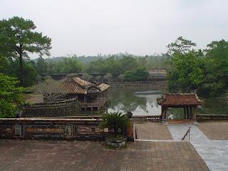 Tumba del Emperador Tu Duc de Hue