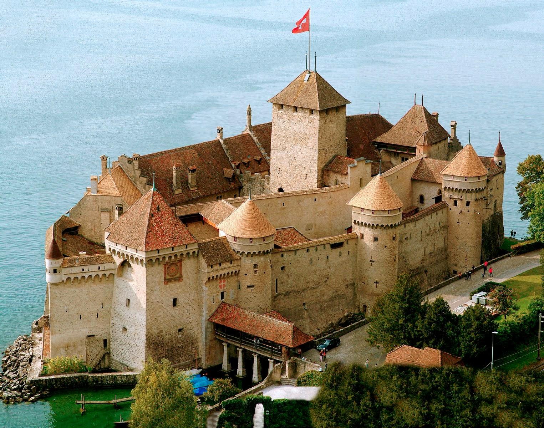 Αποτέλεσμα εικόνας για κάστρο Σιγιόν