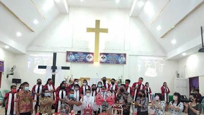 Jemaat Gmim Betel Pintukota Besar Rayakan Syukur HUT KE-69 15 April 2021