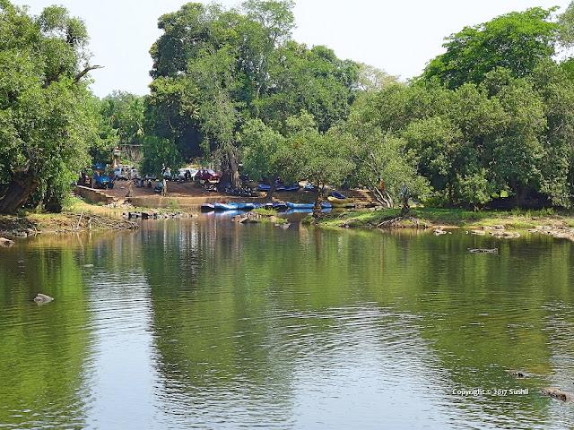 Kaveri River, Dubare Elephant Camp, Coorg
