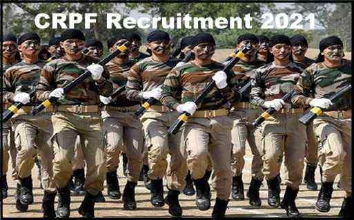 CRPF Assistant Commandant Job Vacancy 2021
