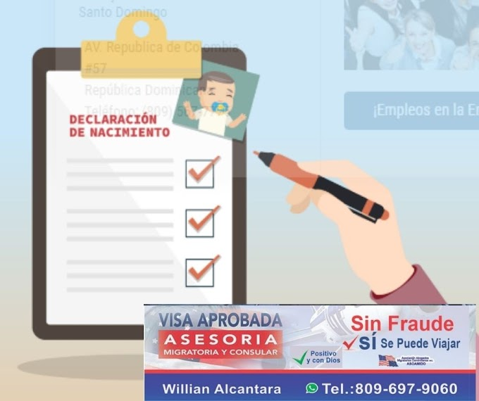 Cómo solicitar un Certificado Consular de Nacimiento en el Extranjero (CRBA)