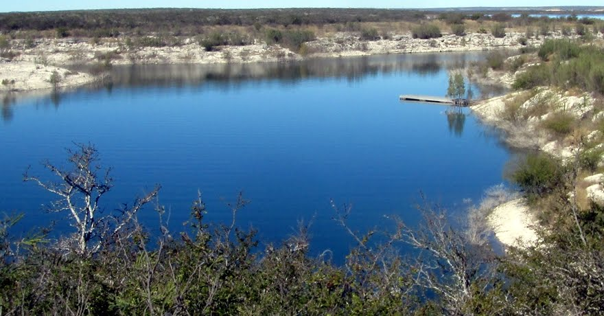 Old fat man adventures for Lake amistad fishing