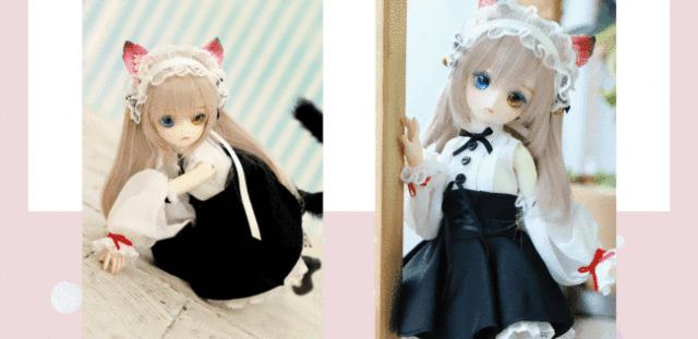 Boneka Maid Seharga 7 Juta, Seperti apa Penampilannya?