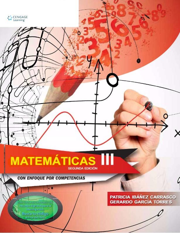 Matematicas III  - 3ª Edición Patricia Carrasco,Gerardo Garcia en pdf