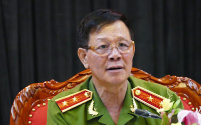 Đại án cờ bạc: Công an Phú Thọ đang làm việc với Trung tướng Phan Văn Vĩnh