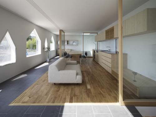 Contemporary House Design by Suppose Design Office - House Design
