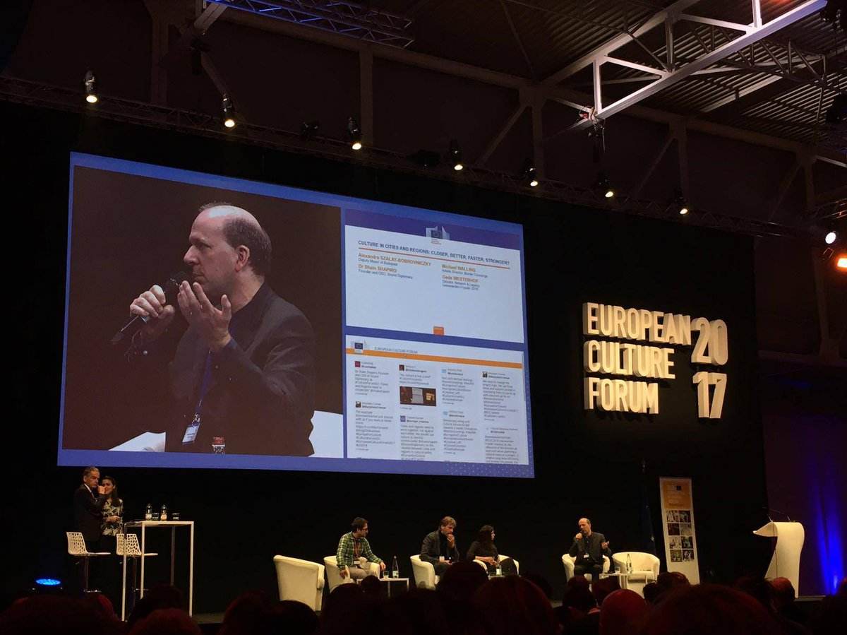 Border Crossings Blog: European Culture Forum