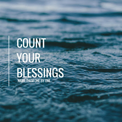 Choose to Count Your Blessings