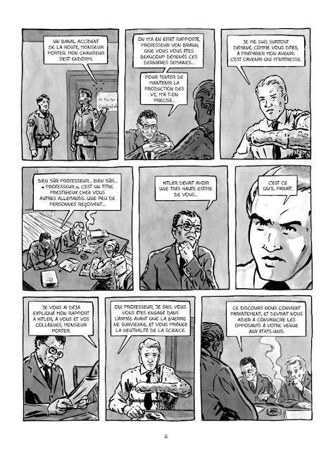 Von Braun de Robin Walter aux éditions Des ronds dans l'O page 8