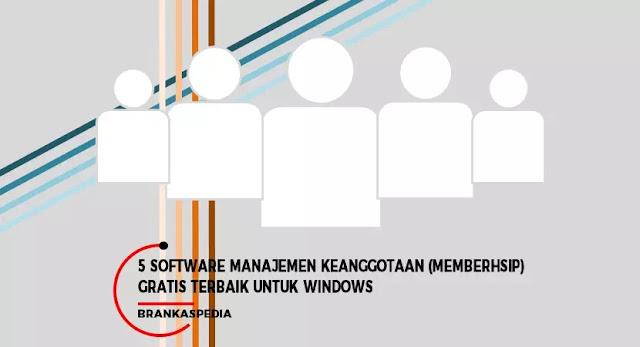 Software Manajemen Keanggotaan