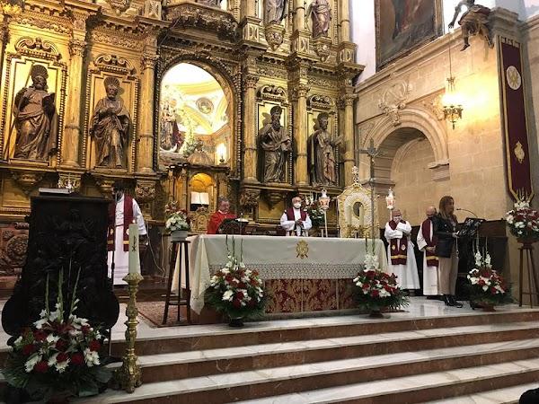Baeza honra a su Patrón San Andrés Apóstol