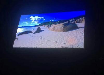 Lắp đặt màn hình led p5 indoor trong nhà tại Vĩnh Phúc
