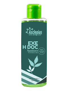 H Doc Hand Sanitizer