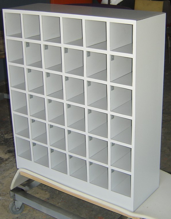 Afford Office Line Limited LOCKERS CUPBOARDS SHELVINGS
