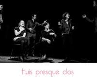 Huis presque clos : l'art de l'improvisation au théâtre