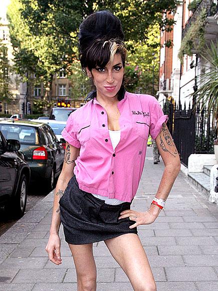 Dress Me Style Icon Amy Winehouse