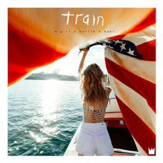 Train - A Girl, A Bottle, A Boat (2017) - Album Download, Itunes Cover, Official Cover, Album CD Cover Art, Tracklist