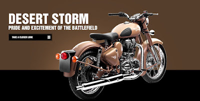 Latest Royal Enfield Classic 500 Desert Storm 35 HD Pictures