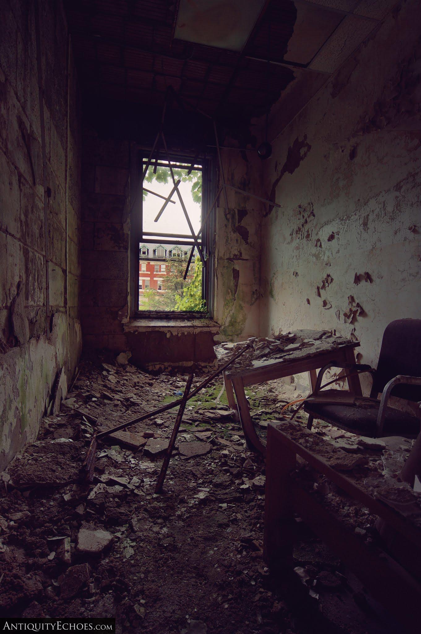 Overbrook Asylum - Rotten Office