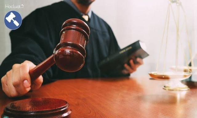 Đề nghị xử lý Thẩm phán vòi vĩnh tinh vi
