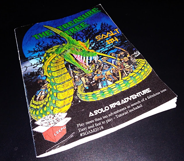 solo rpg adventure module ebook