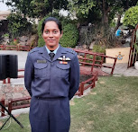 First fighter women pilot of India