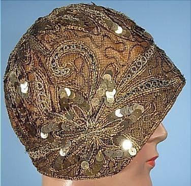 czapeczka vintage