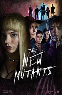 فيلم The New Mutants 2020 مترجم اون لاين