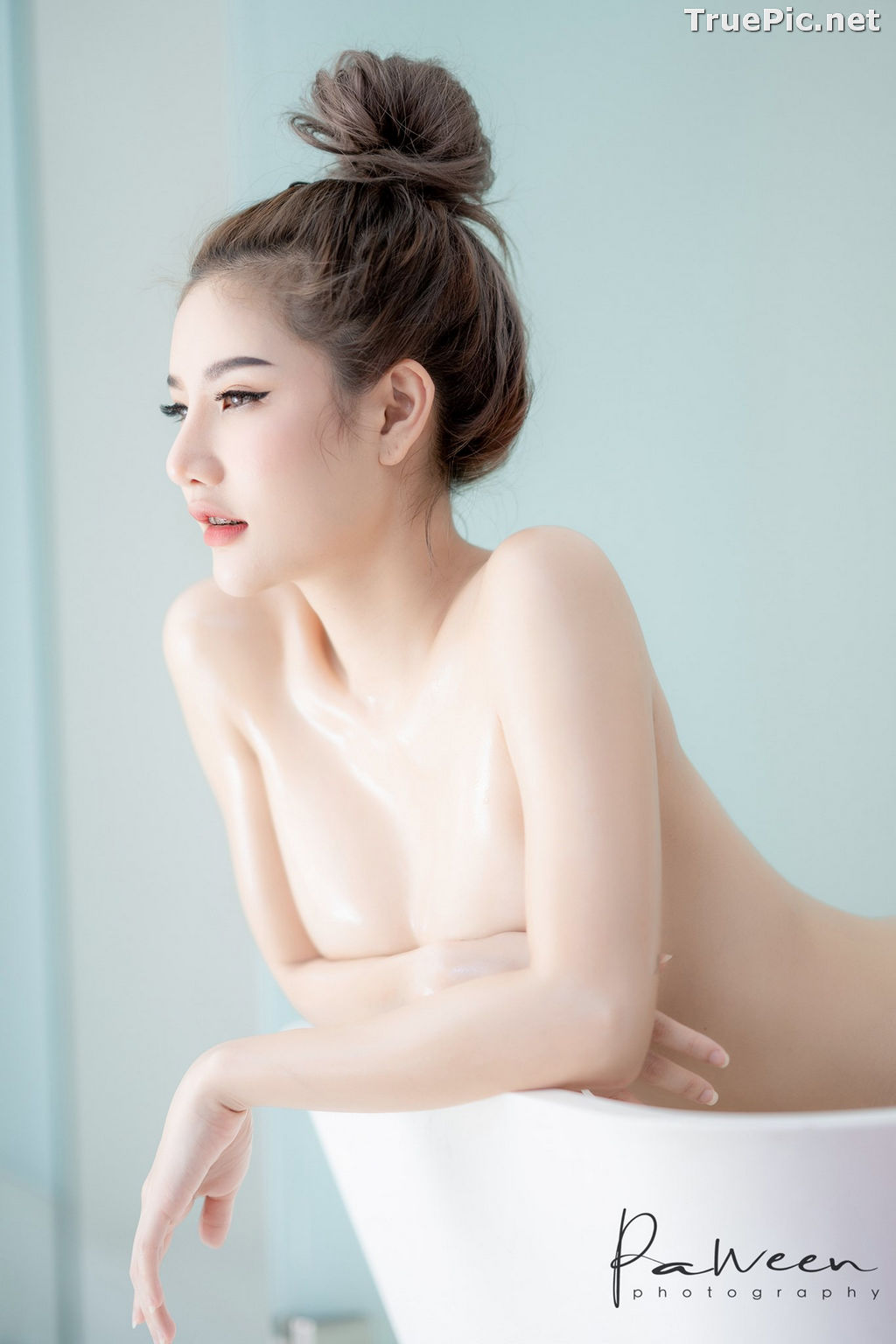 Image Thailand Model - Atittaya Chaiyasing - Take Shower After a Nice Day - TruePic.net - Picture-5