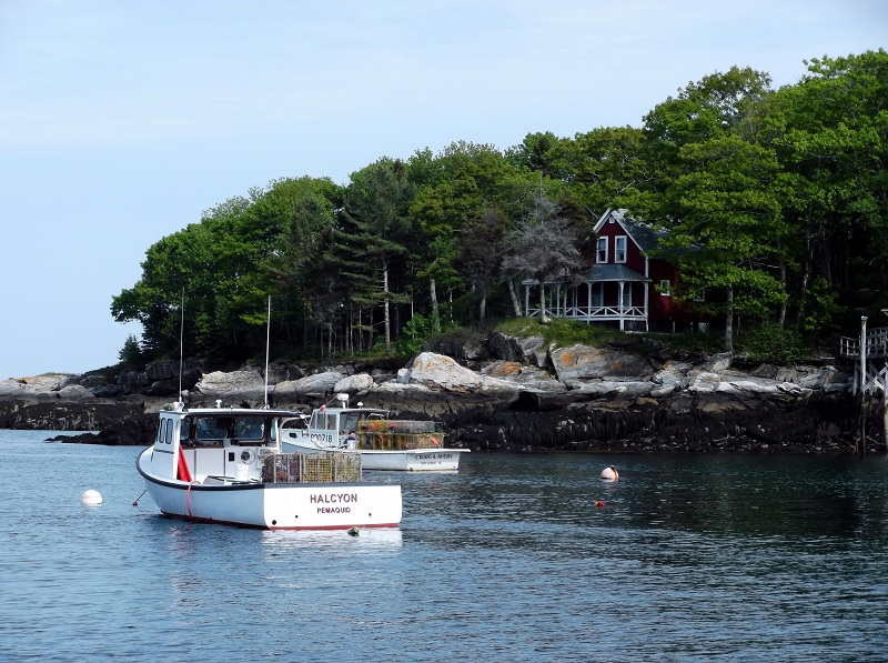 Boothbay Harbor Inns And Hotels