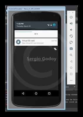 Android Studio - Notifiacion